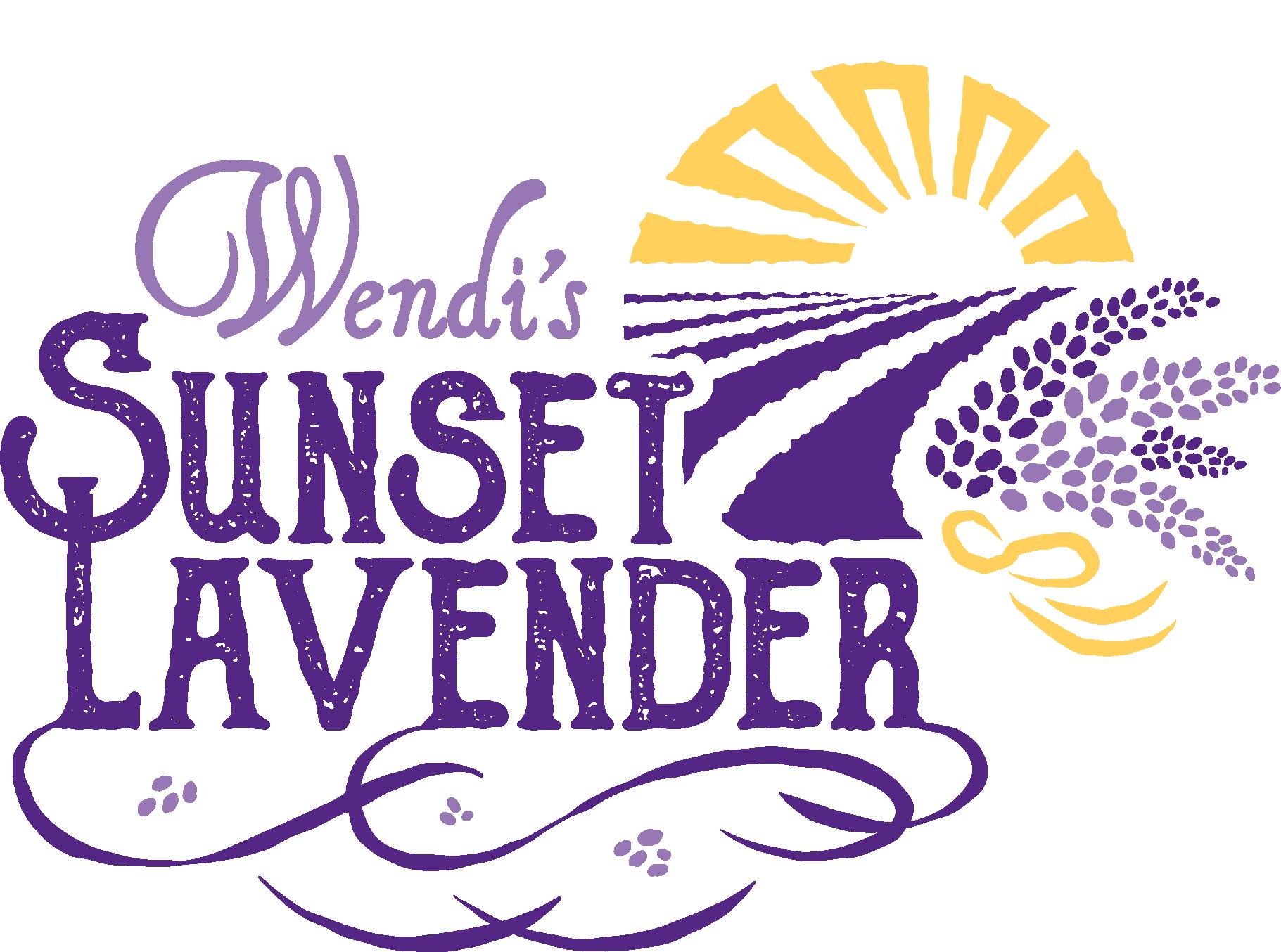 Wendi's Sunset Lavender